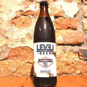 Level Beer, License to Yill , 500ml