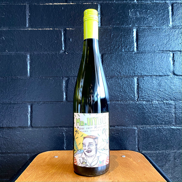 Mr Hyde, Bliss Riesling, 750ml