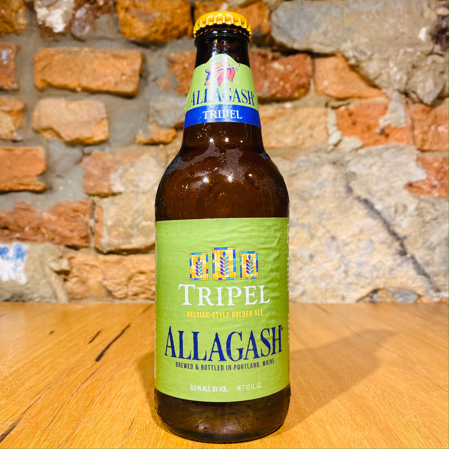 Allagash Brewing Co., Tripel, 355ml