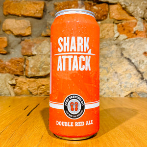 Port Brewing (Lost Abbey), Shark Attack Red IPA, 473ml
