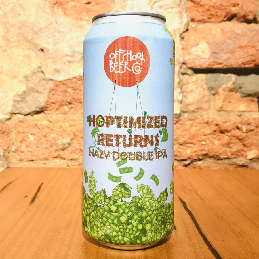 Offshoot Beer, Hoptimized Returns, 473ml