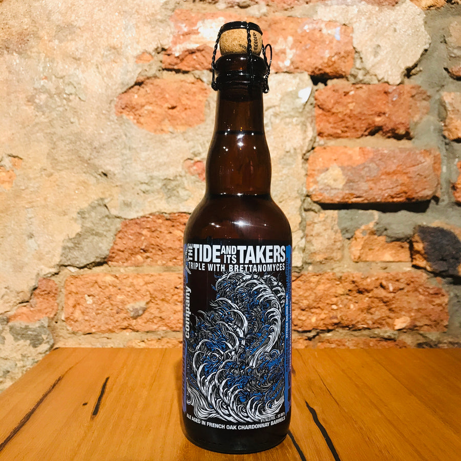 Anchorage, The Tides and its Takers, 375ml