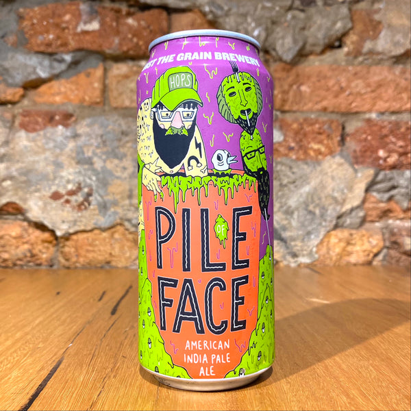 Against the Grain, Pile of Face, 473ml