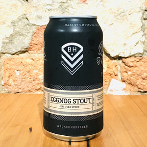 Black Hops, Eggnog Stout, 375ml