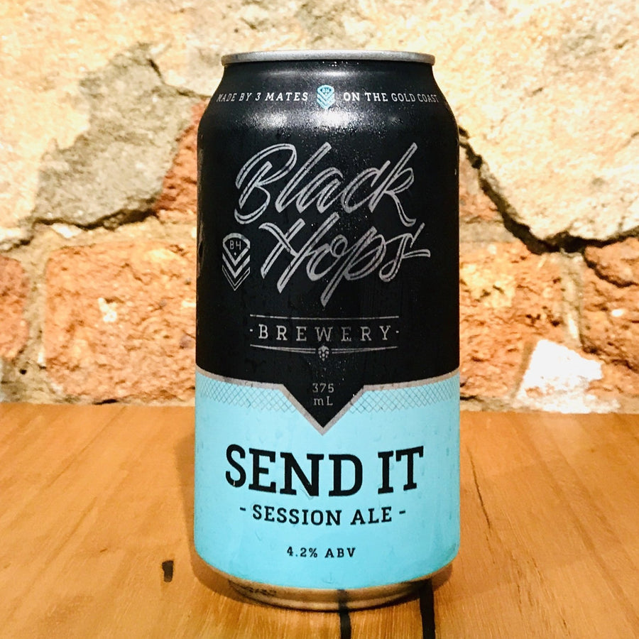 Black Hops Brewing, Send It, 375ml