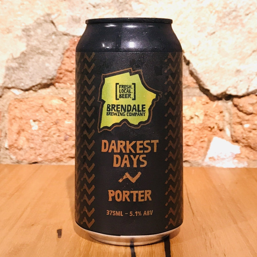Brendale Brewing, Darkest Days, 375ml