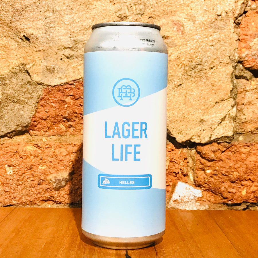 Mr Banks, Lager Life, 500ml