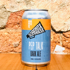 Soapbox, Pep Talk, 355ml