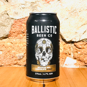Ballistic Beer Co, Mexican Hot Chocolate, 375ml