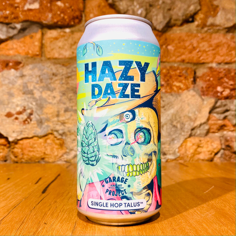 Garage Project, Hazy Daze Talus, 440ml