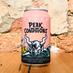 Stone Brewing, Stone Peak Conditions, 355ml