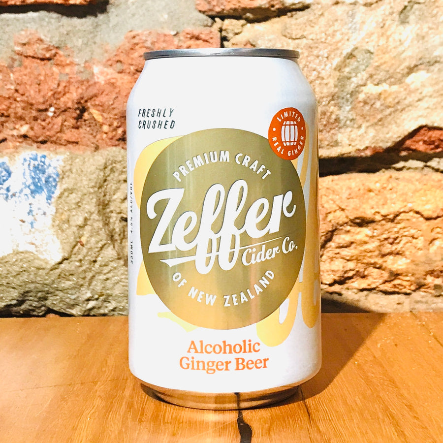 Zeffer, Ginger Beer, 330ml