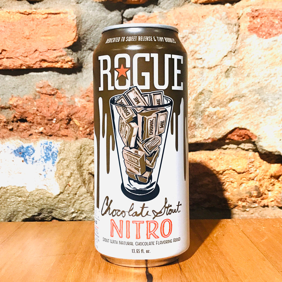 Rogue Ales, Chocolate Stout Nitro Limited Release, 404ml