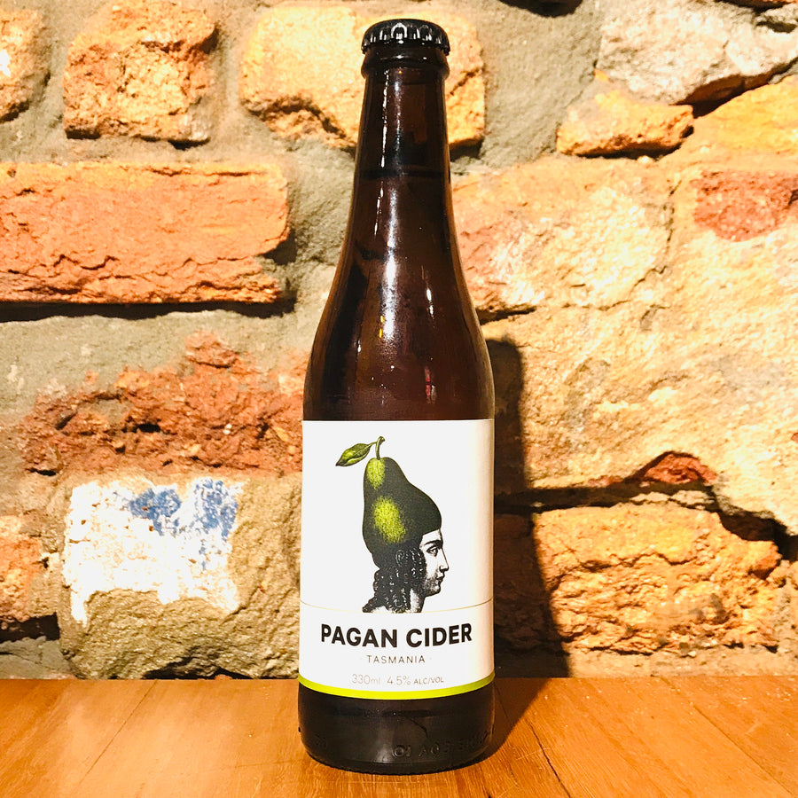 Pagan Cider, Pear, 330ml