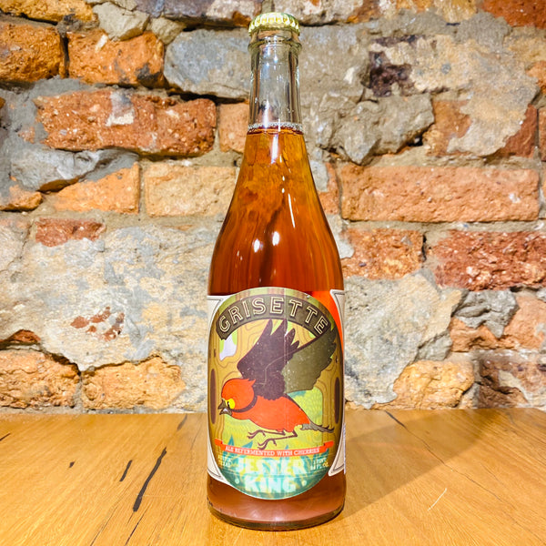 Jester King, Cherry Grisette, 750ml