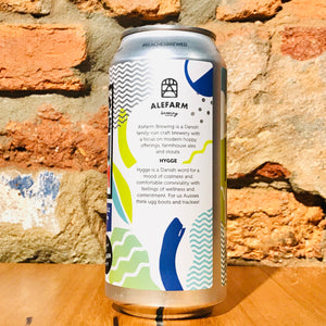 One Brew Nation & Nomad & Alefarm, DDH Hazy Pale, 440ml