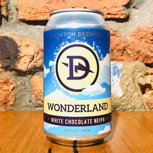 Dainton Brewery, Wonderland, 355ml