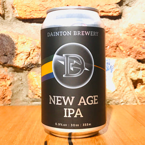 Dainton Brewery, New Age IPA, 355ml