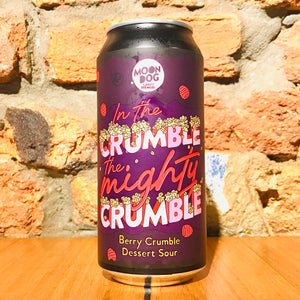 Moon Dog Craft Brewing, In the Crumble, the Mighty Crumble, 440ml