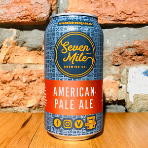 Seven Mile, American Pale Ale, 375ml