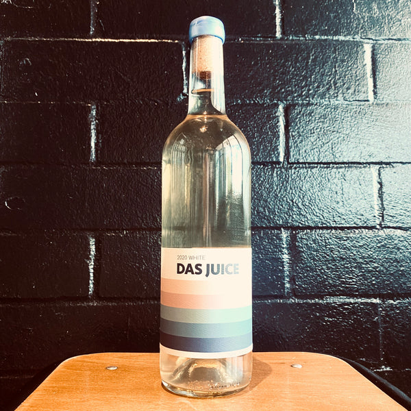 Das Juice, White, 750ml