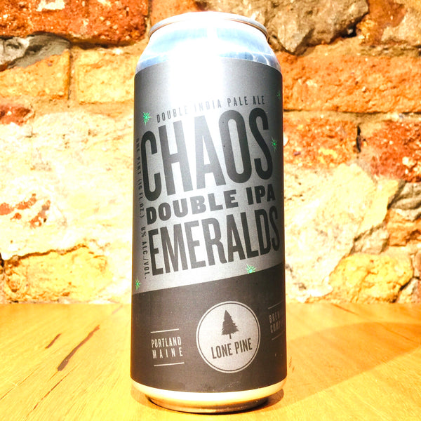 Lone Pine Brewing,  Chaos Emeralds, 473ml