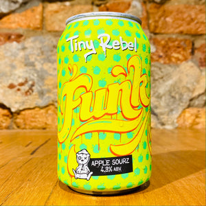 Tiny Rebel, Funk Apple Sourz, 330ml