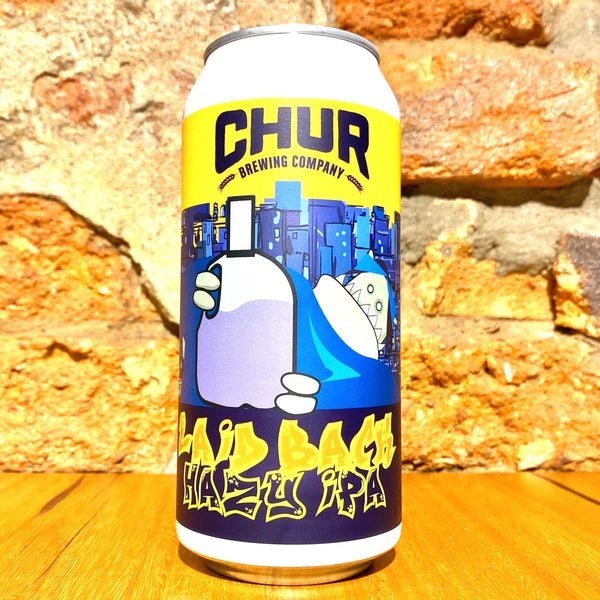 Chur, Laid Back Hazy, 440ml