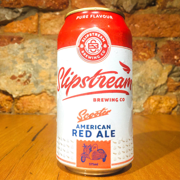 Slipstream Scooter Red, 375ml