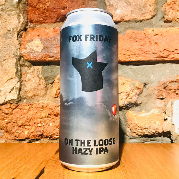 Fox Friday, On the Loose, 500ml