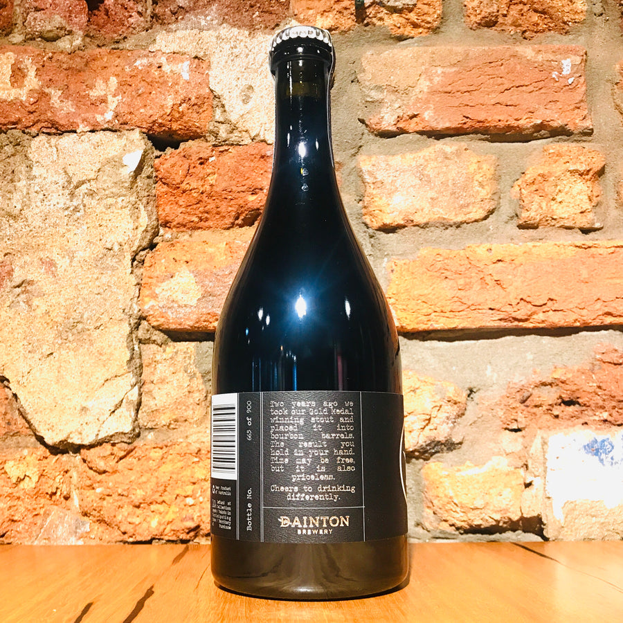 Dainton, Bourbon Barrel Aged Imperial Stout Release No. 1, 750ml