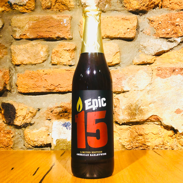 Epic Brewing Co., 15 Anniversary, 500ml