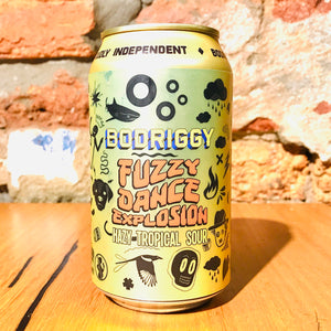 Bodriggy Brewing Co., Fuzzy Dance Explosion, 355ml