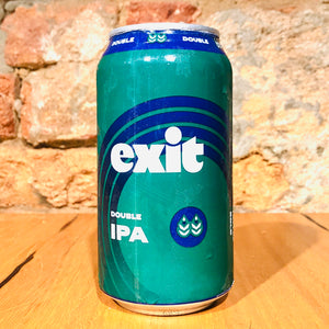 Exit, Double IPA, 375ml