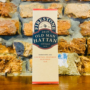 Firestone Walker, Old Man Hattan, 355ml
