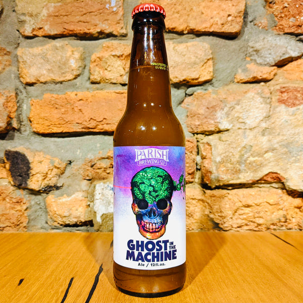 Parish Brewing Co., Ghost in the Machine, 355ml