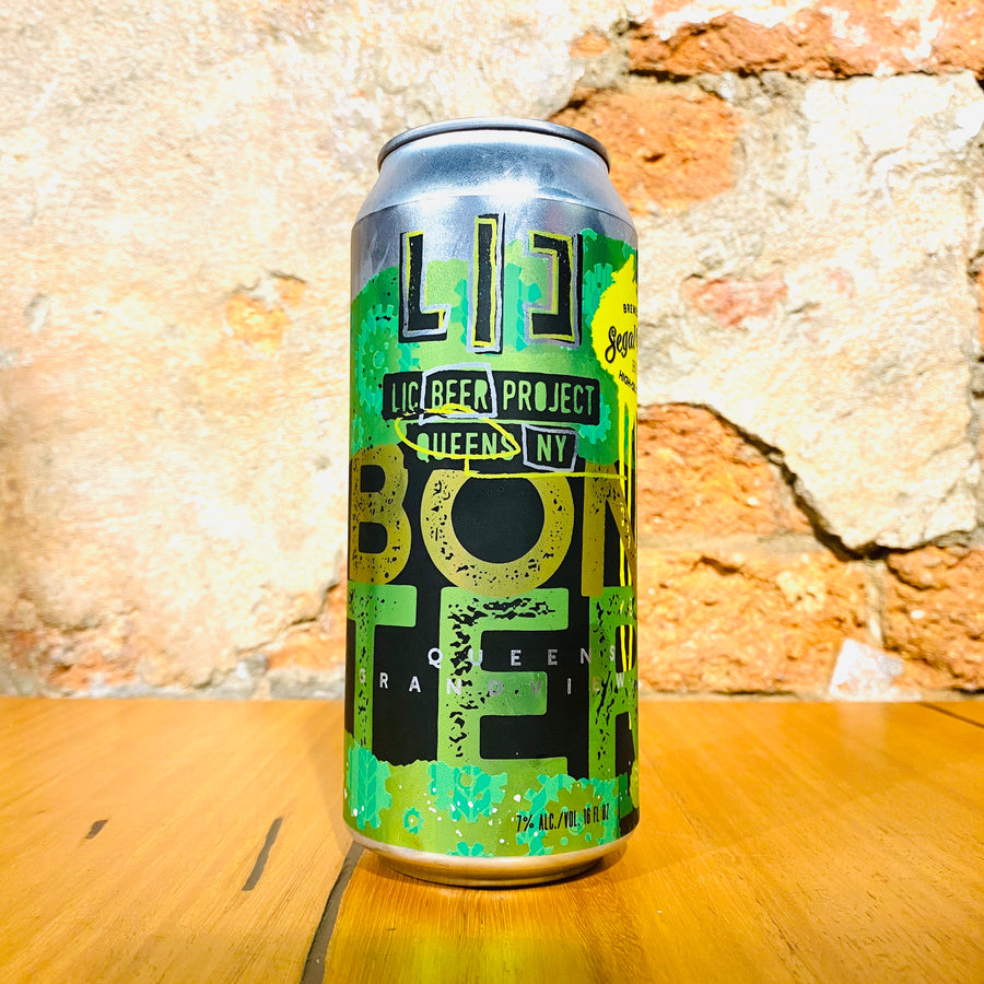 LIC Beer Project, Bona Terra, 473ml