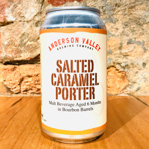 Anderson Valley, Salted Caramel Porter, 355ml