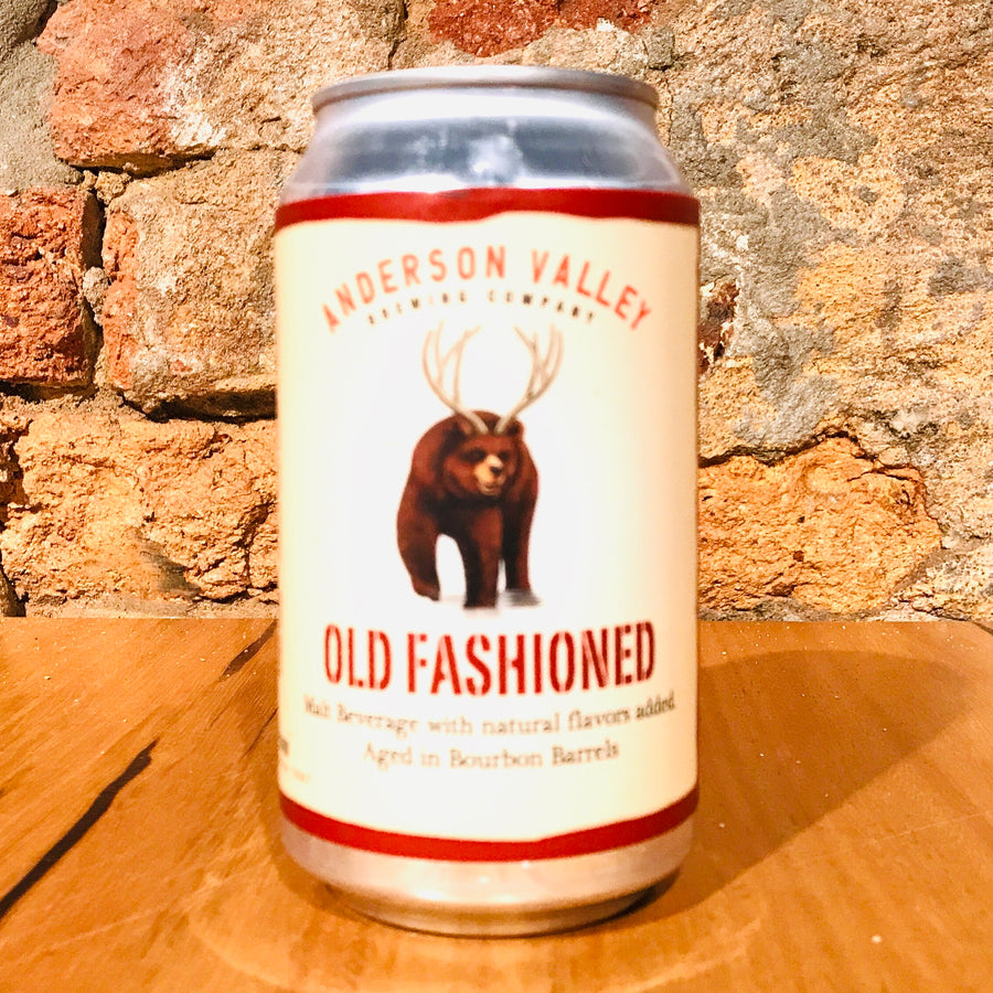 Anderson Valley, Old Fashioned, 355ml
