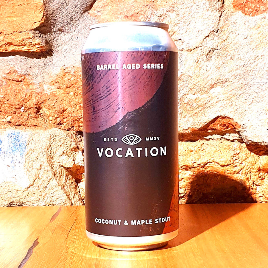 Vocation Brewery, Coconut Maple Stout Limited Edition, 440ml