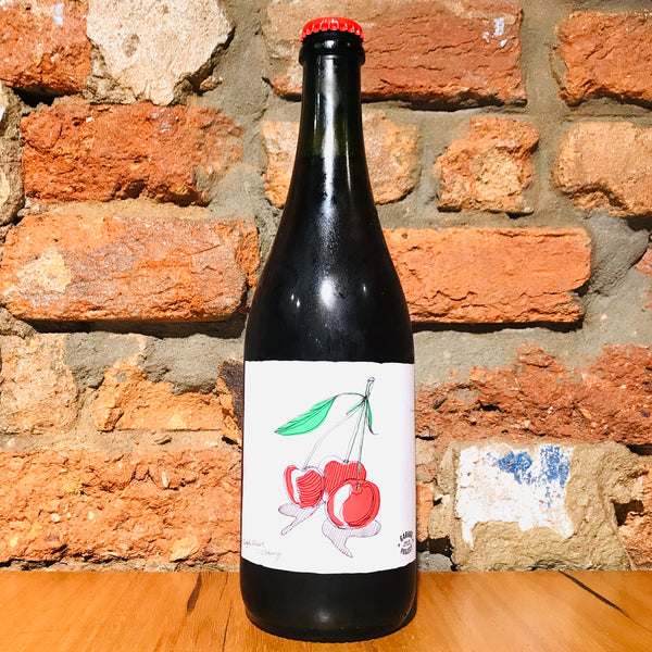 Garage Project, Single Fruit Cherry Sour Ale, 750ml