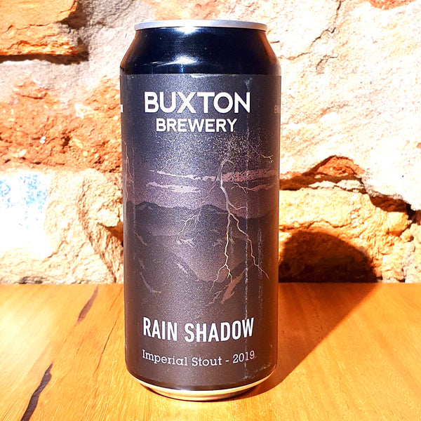 Buxton Brewery, Rain Shadow 2019, 330ml