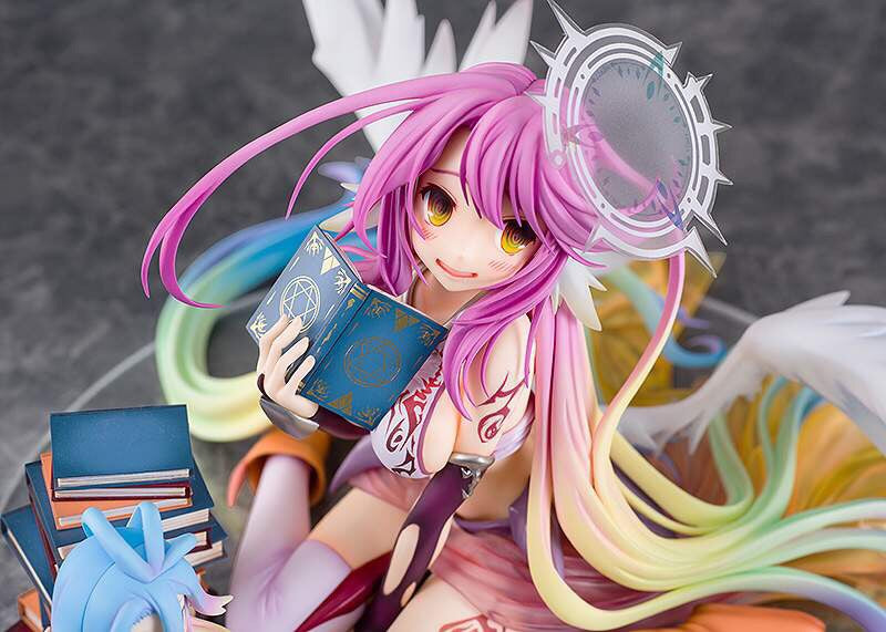 No Game No Life Jibril 1/7 Scale Figure