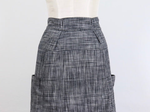 Nehalem skirt back waist