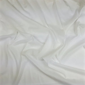 Swatch - White Cotton Voile