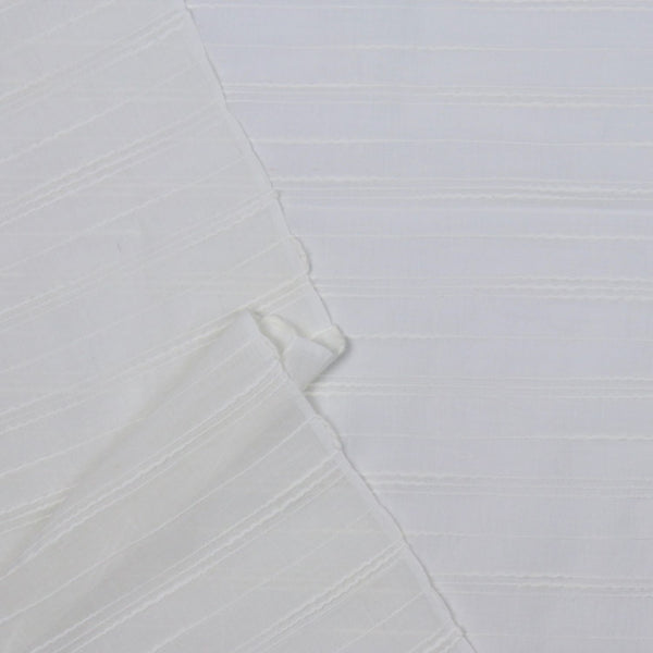 Sinuous Stripe Handloom Cotton