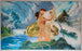 original oil canvas Thomas Christian Wolfe Hi'iaka Lohi'au Kauai Pele goddess Hawaiian Legend mythology diety