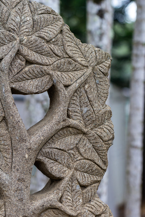 Tree of life hand carved