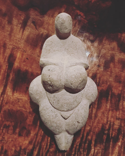 Gaia, mother earth, fertility goddess, agriculture, Ancient fertility goddess figurine