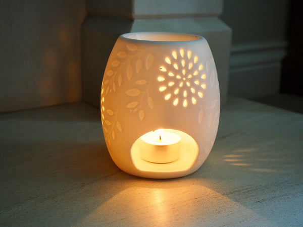Ceramic Wax Melt Burner